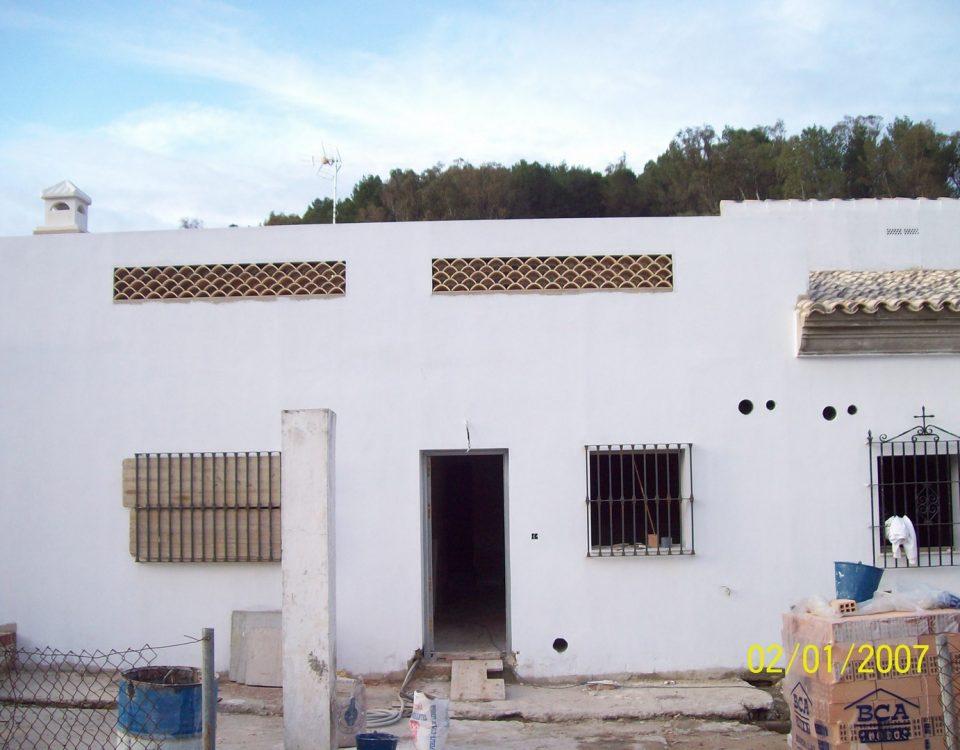 Reforma integral de vivienda en Torrecera