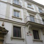 Refuerzo y consolidación de estructura de edificio en C/ Consistorio, Jerez de la Frontera